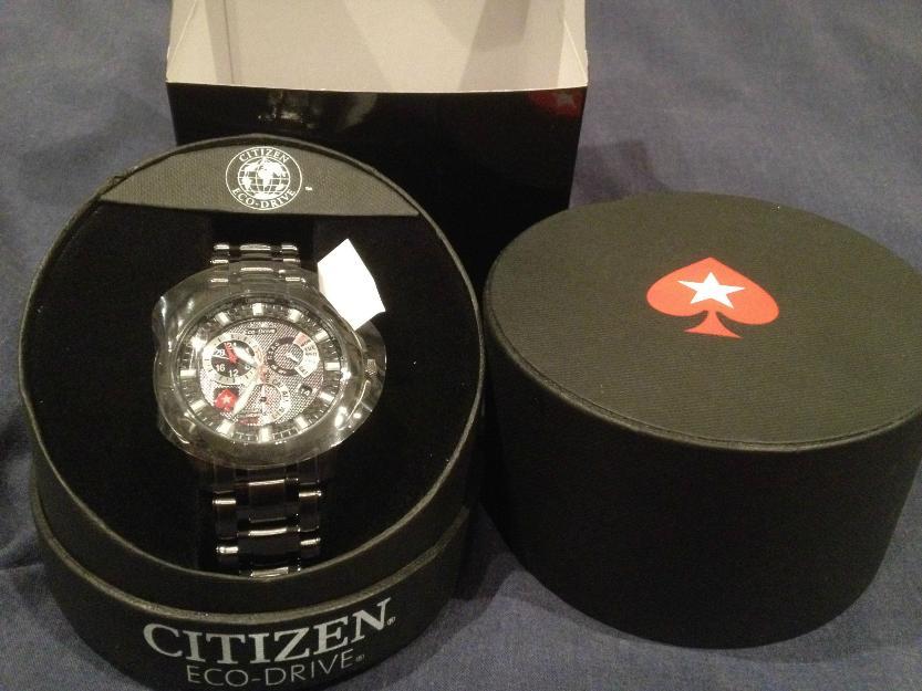 Reloj citizen bl8097-52e de Pokerstars
