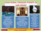 Puente de san isidro. turismo rural en ciudad real - mejor precio | unprecio.es