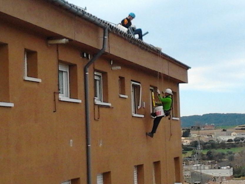 Treballs verticals terrassa, sabadell, rubí