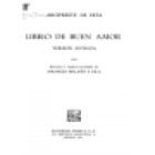 Libro de buen amor. Edición de G.B. Gybon-Monypenny. --- Clásicos Castalia nº161, 1988, Madrid. - mejor precio | unprecio.es