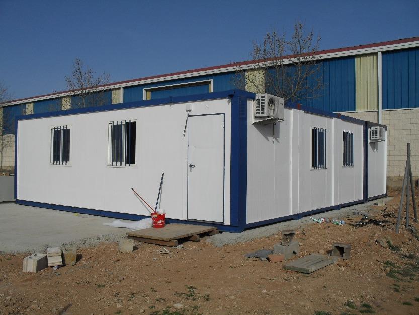 Venta casetas de obra y casas modulares mejor precio for Casetas de obra segunda mano