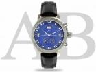 Vendo Reloj André Belfort Aviateur Stahl blau - mejor precio   unprecio.es