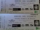 Vendo entradas Heroes Del Silencio (Sevilla) - mejor precio | unprecio.es