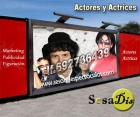 actores para anuncios publicitarios - mejor precio   unprecio.es