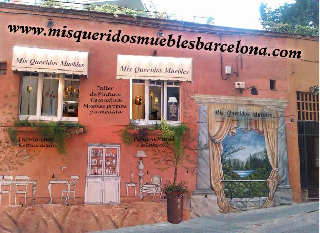 Mis queridos muebles barcelona mejor precio for Compra muebles barcelona