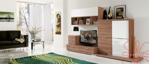 Muebles salon 381184 mejor precio for Precio muebles salon