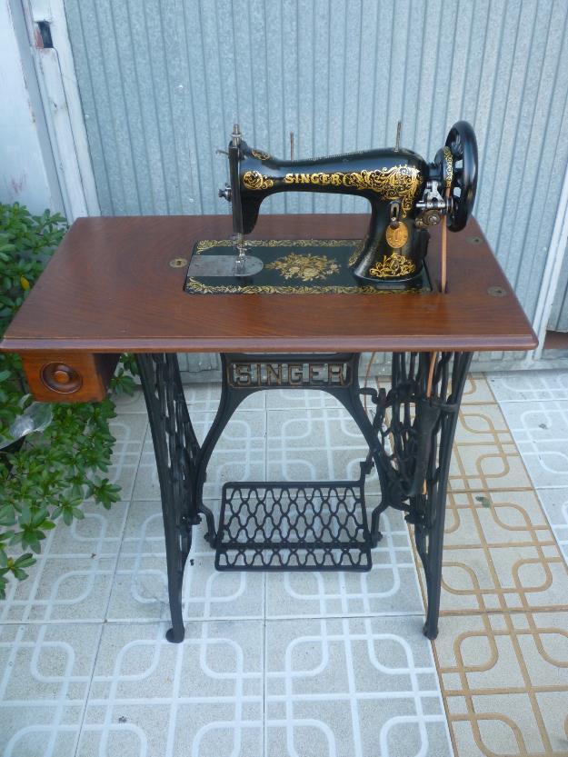 Se venden maquinas de coser singer con mueble funcionando - Maquinas de coser con mueble ...