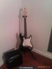 vendo guitarra electrica Sonora + ampli - mejor precio   unprecio.es