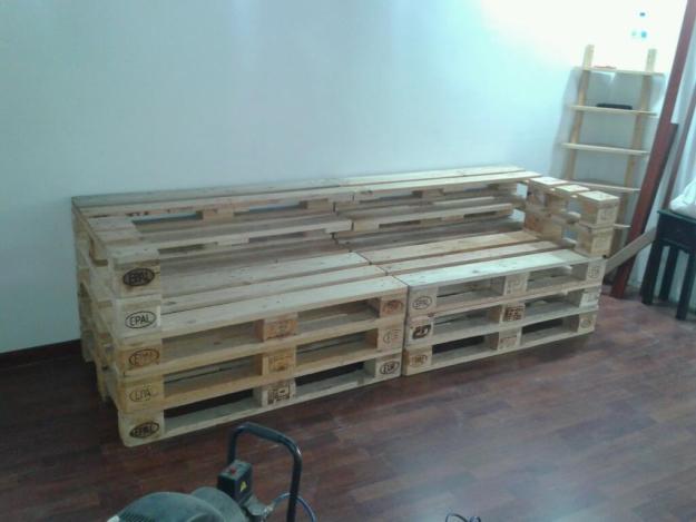 original sillon de pladur desde uac