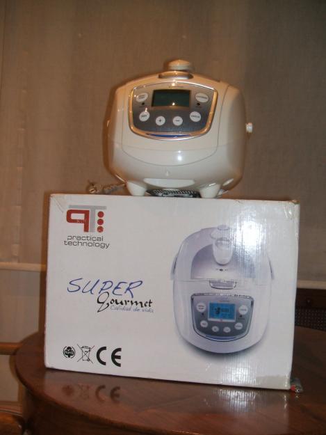 Robot de cocina supergourmet plus mejor precio - Robot cocina ninos ...
