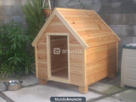 Vendo caseta para perro mejor precio for Vendo caseta jardin