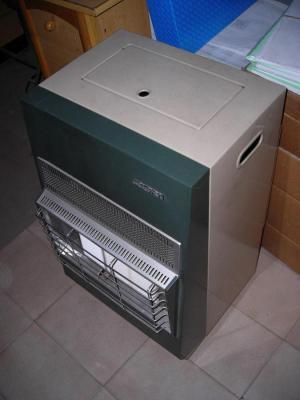 Estufa butano 3 pantallas vendo por 60 euros regalo - Estufa butano precio ...