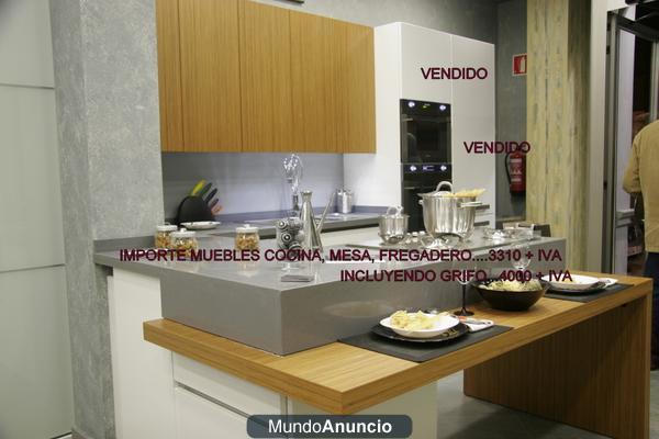 Muebles cocina por liquidaci n 226655 mejor precio for Liquidacion muebles jardin