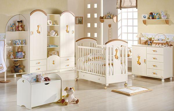 Dormitorio de beb s imagui - Dormitorio para bebe ...