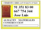 VENTA TUBOS PVC DRENAJE CORRUGADOS MADRID JOSE 913518300 - mejor precio | unprecio.es