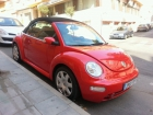 New beetle cabrio - mejor precio | unprecio.es