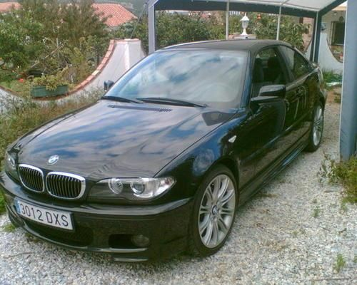 bmw 320 cd coupe 150cv marzo 06 mejor precio. Black Bedroom Furniture Sets. Home Design Ideas