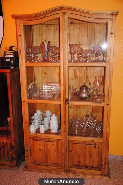 Vendo muebles rusticos estilo mexicano elda mejor - Muebles rustico mexicano ...