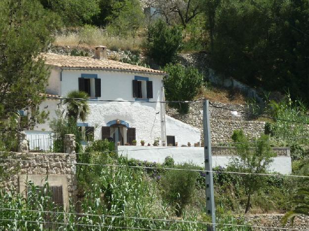 Casa rural en Puigpunyent