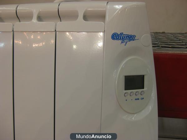 Radiadores electricos calor azul finest radiadores bajo - Radiadores de aceite de bajo consumo ...