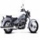 moto custom hyosung aguila 125 - mejor precio | unprecio.es