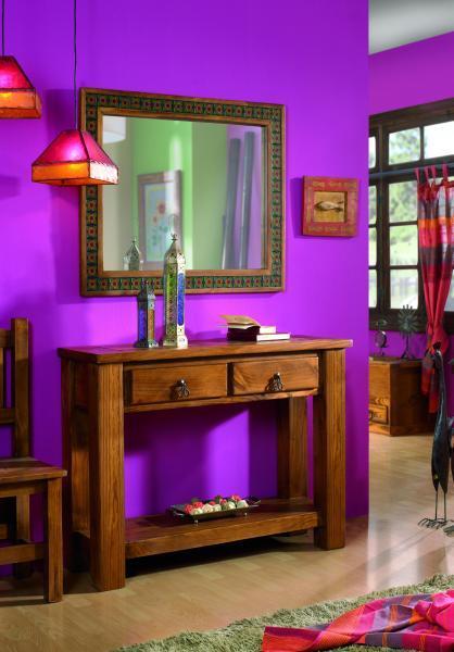 Muebles auxiliares rusticos mejor precio for Muebles auxiliares rusticos