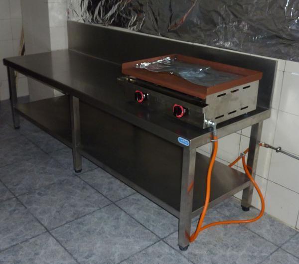 Mesa auxiliar de cocina mejor precio for Mesa auxiliar para cocina