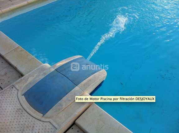 Motor piscina por filtraci n desjoyaux 196660 mejor for Motor piscina