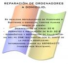 Reparación de ordenadores a domicilio Económico - mejor precio | unprecio.es