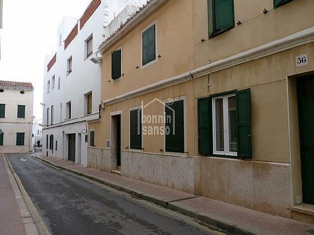 Casa en mah n 1501884 mejor precio for Alquiler de pisos en mahon