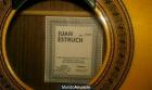 CAMBIO GUITARRA DE LUTHIER JUAN ESTRUCH DE PRIMERA FLAMENCA ESPECIAL MIXTA - mejor precio | unprecio.es