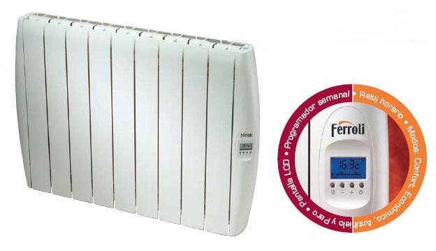 Emisor termico soft plus 1200w digital 9 elementos - Mejor emisor termico ...