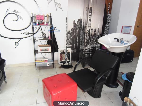 Sal n de peluquer a completo por euros 233021 for Precios de salones completos