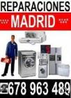 Reparación, lavadoras, neveras, vitrocerámica llama al tl 678963489 - mejor precio   unprecio.es