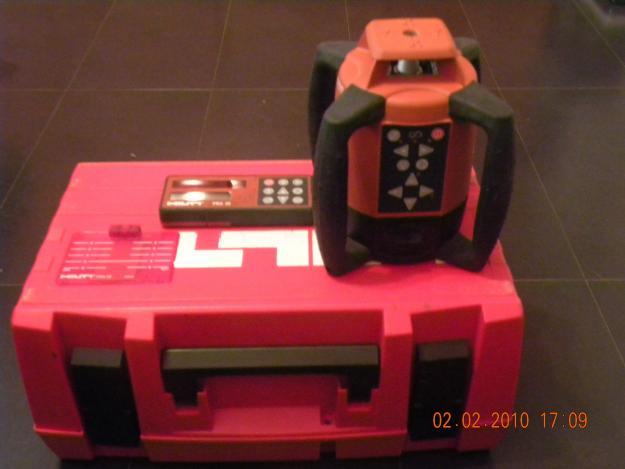 Precio nivel laser hilti mesa para la cama - Nivel laser precios ...