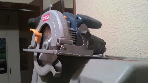 La sierra circular ryobi ews1266 mejor precio - Sierra circular precio ...
