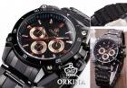 Reloj orkina para hombre de acero inoxidable - mejor precio | unprecio.es
