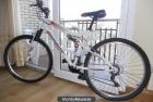 Bici MTB con doble suspensión - mejor precio   unprecio.es