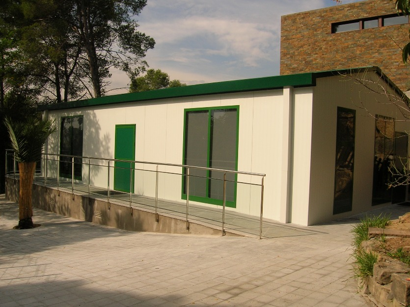 Venta de modulos prefabricados oficinas naves viviendas - Modulos de vivienda prefabricados ...