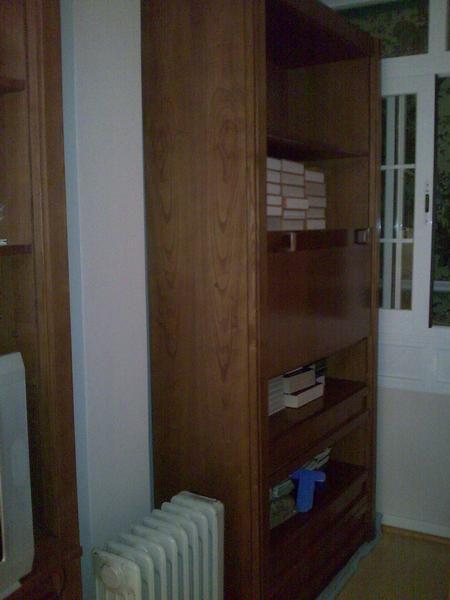 2 muebles madera maciza roble mejor precio for Muebles salon madera maciza