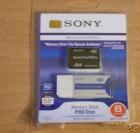 Sony Memory Stick Pro Duo 8Gb - mejor precio | unprecio.es
