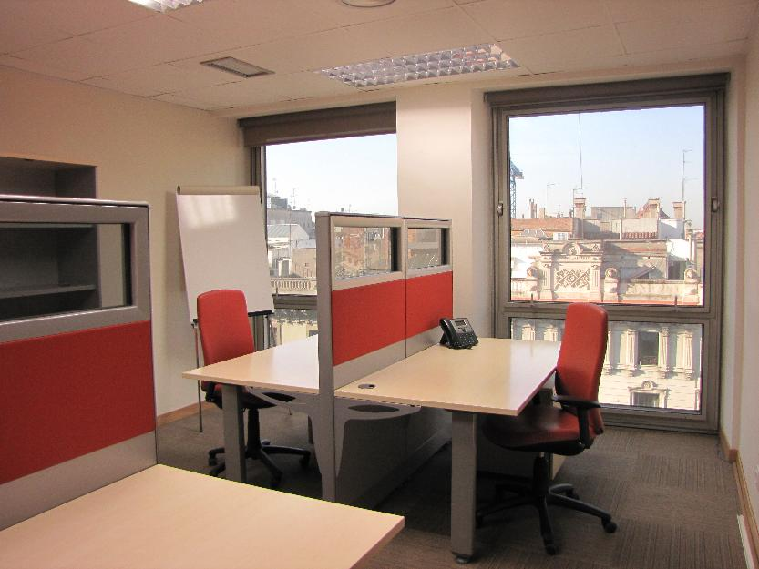 Disponga de su propio espacio de trabajo desde tan solo 40€