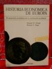 HISTORIA ECONóMICA DE EUROPA - mejor precio | unprecio.es