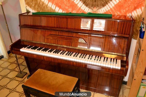 Piano vertical para estudio Offberg