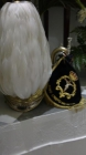 Se venden 55 cascos de gala con plumas blancas para banda - mejor precio | unprecio.es