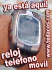 Reloj con Telefono Movil de Pulsera Bluetooth ( Doble SIM ) Tedacos X2 / GSM Libre - mejor precio | unprecio.es