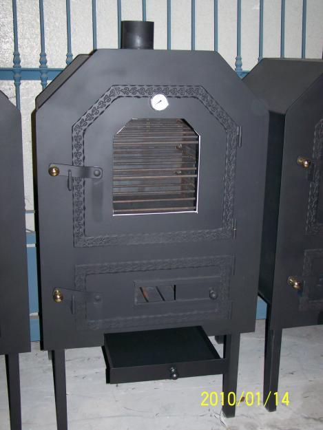 Horno de le a metalico oferta 530 595515 mejor for Hornos de lena precios