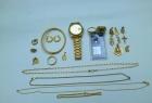 lote joyas oro, reloj omega oro y brillante - mejor precio | unprecio.es