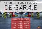 alquiler plaza garaje parking hortaleza canillas madrid - mejor precio | unprecio.es