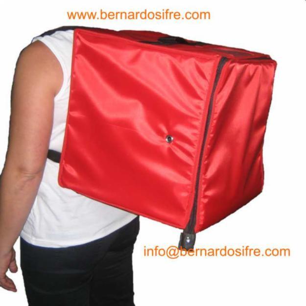 bolsa pizzas pizza de termica mochila para a Bolsa reparto Rzq1w0